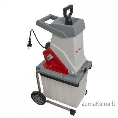 Elektrinis šakų smulkintuvas 2,5 kW Ikra Mogatec IEG 2500