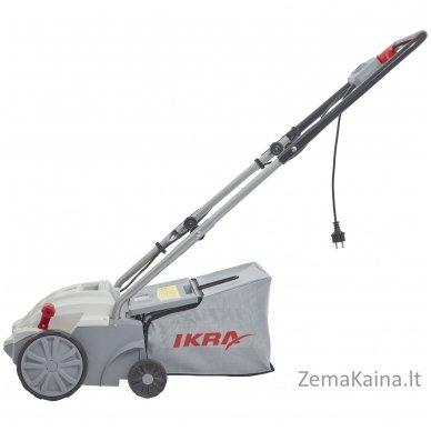 Elektrinis skarifikatorius/aeratorius 1.5 kW Ikra Mogatec IEVL 1532 2