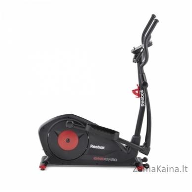 Elipsinis treniruoklis Reebok GX50 ONE Black Red 4