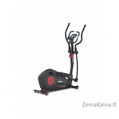 Elipsinis treniruoklis Reebok GX50 ONE Black Red 5