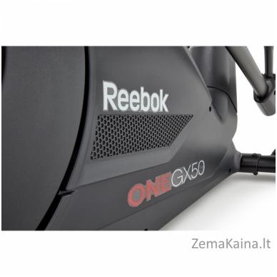 Elipsinis treniruoklis Reebok GX50 ONE Black Red 8