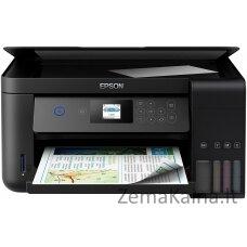"Epson EcoTank L4160 Rašalinis 5760 x 1440 DPI 33 ppm A4 ""Wi-Fi"""