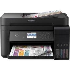 "Epson EcoTank L6170 daugiafunkcinis spausdintuvas 4800 x 1200 DPI 33 ppm A4 ""Wi-Fi"" C11CG20402"