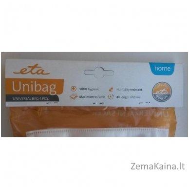 Dulkių maišeliai ETA 990068000 UNIBAG Universal 5