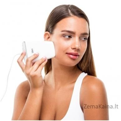 Fotoepiliatorius Silk'n Jewel LUXX 200.000 + Odą raminantis serumas Silk'n Body Lotion 5