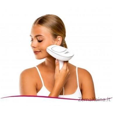 Fotoepiliatorius Silk'n Motion 350.000 + Odą raminantis serumas Silk'n Body Lotion 6