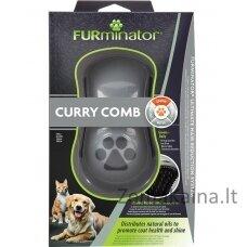 Šukos Furminator Curry Comb