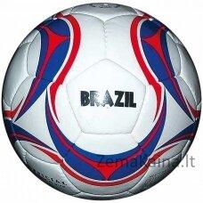 Futbolo kamuolys Spartan Brasil Cordlay, sint. oda, 5 dydis