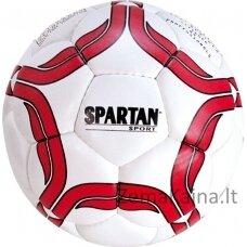 Futbolo kamuolys Spartan Club Junior, sint. oda, 3 dydis - Red