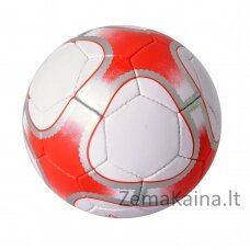 Futbolo kamuolys Spartan Corner, sint. oda, 5 dydis - Red