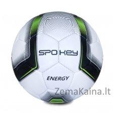 Futbolo kamuolys Spokey ENERGY Green (4 dydis)