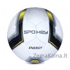 Futbolo kamuolys Spokey ENERGY Yellow (4 dydis)