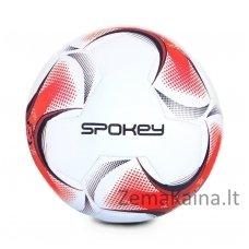 Futbolo kamuolys Spokey RAZOR Red (5 dydis)