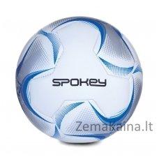 Futbolo kamuolys Spokey RAZOR Blue/Grey (5 dydis)