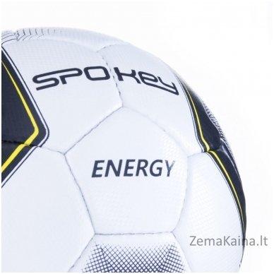 Futbolo kamuolys Spokey ENERGY Yellow (4 dydis) 4