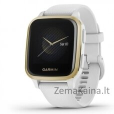 Garmin Venu SQ White/Gold