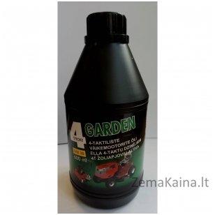 Garden alyva, 4-takčiams varikliams 0.6l