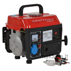 Generatorius KRAFTDELE KD102 800W