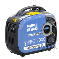 Generatorius SDMO INVERTER PRO 2000