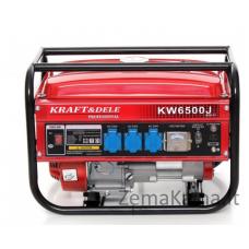 Generatorus KRAFTDELE KD111 2200W
