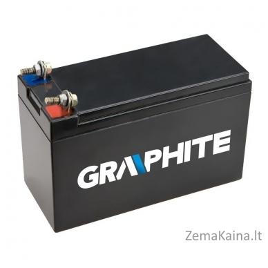 Generatorius GRAPHITE 58G903 + Starterio AKUMULIATORIUS 3