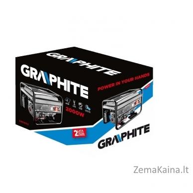 Generatorius GRAPHITE 58G903 3