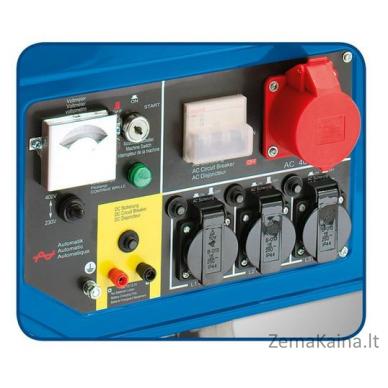 Generatorius Scheppach SG 7000 2