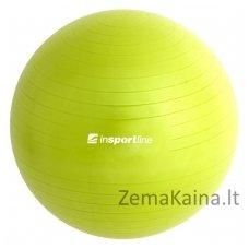 Gimnastikos kamuolys inSPORTline Top Ball 85 cm žalias