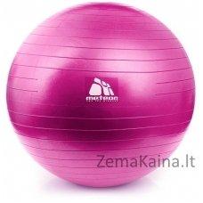 Gimnastikos kamuolys Meteor 55 cm Rožinis