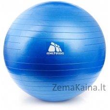 Gimnastikos kamuolys Meteor 65 cm Mėlynas
