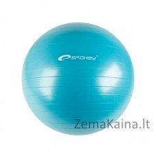 Gimnastikos kamuolys Spokey FITBALL II Blue, 55 cm