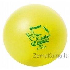 Gimnastikos kamuolys Togu Colibri SuperSoft PRO 12cm 130gr