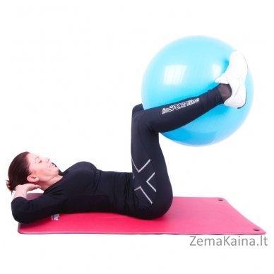 Gimnastikos kamuolys inSPORTline Top Ball 85 cm raudonas 4