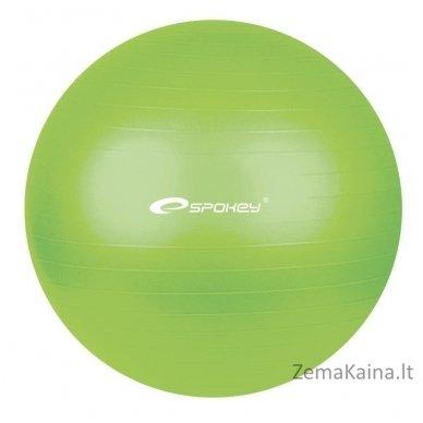 Gimnastikos kamuolys Spokey FITBALL  Green, 55 cm