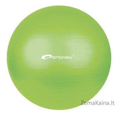 Gimnastikos kamuolys Spokey FITBALL  Green, 75 cm