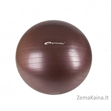 Gimnastikos kamuolys Spokey FITBALL II Brown, 55 cm