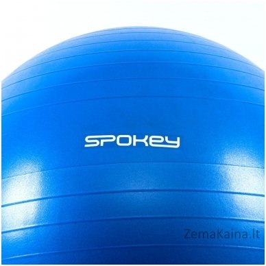 Gimnastikos kamuolys Spokey FITBALL III 65 cm (Mėlyna) 2