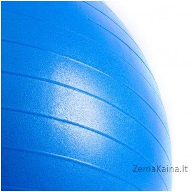 Gimnastikos kamuolys Spokey FITBALL III 65 cm (Mėlyna) 3
