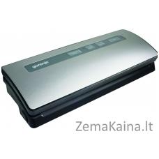 Gorenje vakuumatorius VS120E Automatic, Grey, 120 W, + 10 maišelių