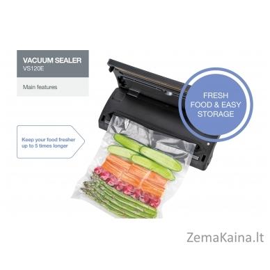 Gorenje vakuumatorius VS120E Automatic, Grey, 120 W, + 10 maišelių 3