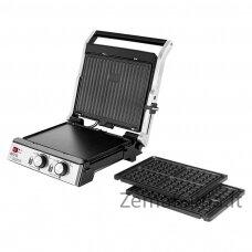Grilis ECG KG 2033 Duo Grill & Waffle