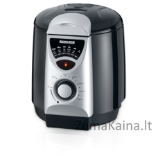Gruzdintuvė Severin Mini Deep Fryer with fondue FR 2408