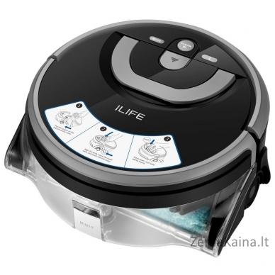 Grindų plovimo robotas iLife W400