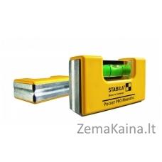 Gulsčiukas  kišeninis  PRO Magnetic, Stabila