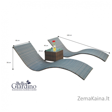 Gultai Bello Giardino Successo juodi 2