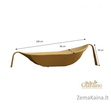Gultas Bello Giardino Angelo smėlinis 3