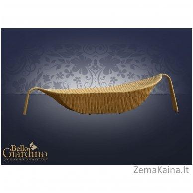 Gultas Bello Giardino Angelo smėlinis 6
