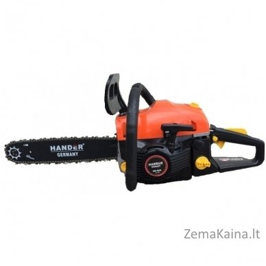 HANDER HD-52A benzininis grandininis pjūklas / 52cm2 / 2.5 kW