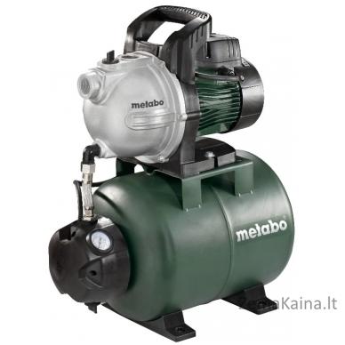 Hidroforas HWW 3300/25 G, Metabo 2