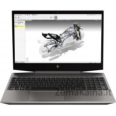 "HP ZBook 15v G5 Mobile workstation Silver 39.6 cm (15.6"") 1920 x 1080 pixels 8th gen Intel® Core™ i5 8 GB DDR4-SDRAM 256 GB SSD NVIDIA® Quadro® P620 Wi-Fi 5 (802.11ac) Windows 10 Pro"